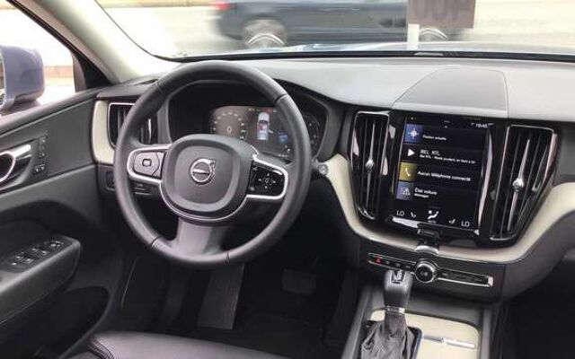 Volvo XC60 II Inscription D4 AWD Geartronic