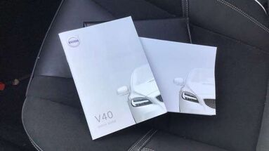Volvo V40 Sport Edition D2 Geartronic