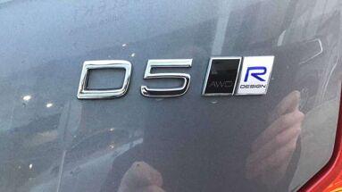 Volvo XC90 II D5 4WD R-Design 7 places