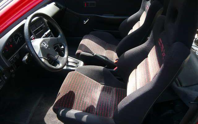 Honda CRX AUTOMATIQUE 1.4 16V