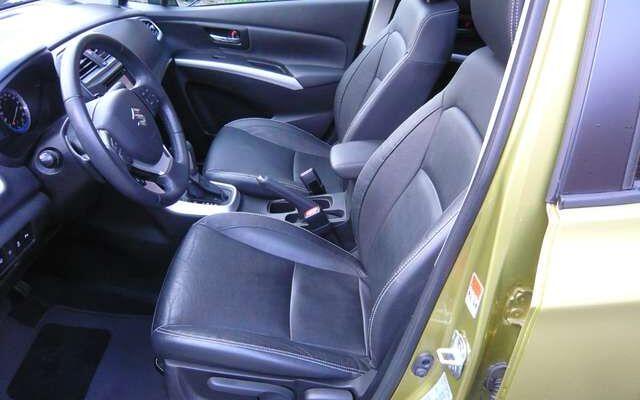 Suzuki SX4 S-Cross AUTOMATIQUE 1.6i GLX