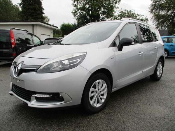 Renault Grand Scenic 1.5 dCi Limited/Auto Airco/GPS/LED/125.000km