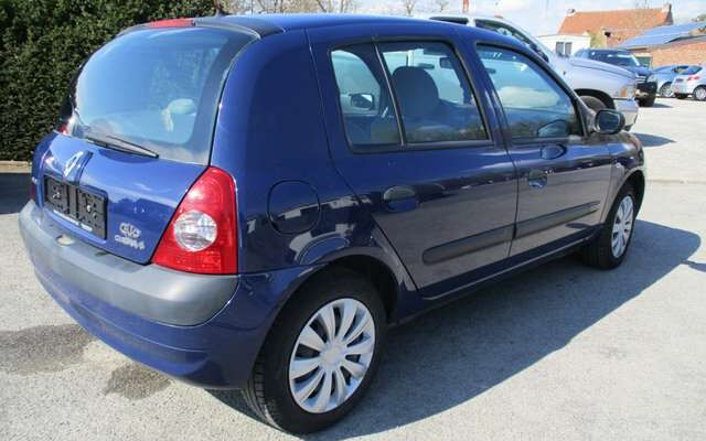 Renault Clio 1.2i Campus/Gekeurd/Garantie/70.000km