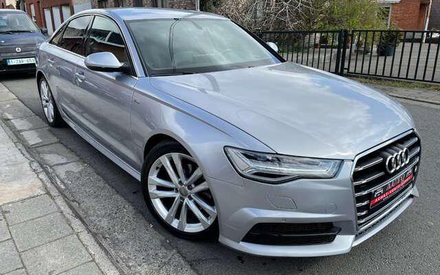 Audi A6 2.0 TDi ultra MATRIX LED S LINE GAR. 1AN