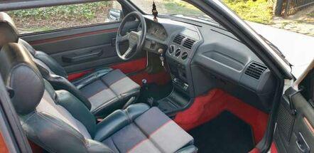 Peugeot 205 1.6 GTI d origine