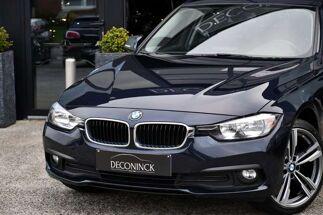 BMW 318 NAVI - BLUETOOTH - LEDER - 45.500 KM