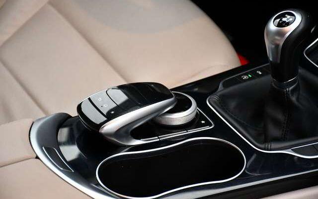 Mercedes C 200 NAVI - BLUETOOTH - LEDER