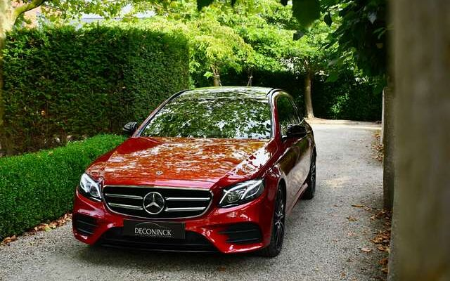 Mercedes E 250 AMG PACK - PANO ROOF - SPORT SEATS - 61.000KM