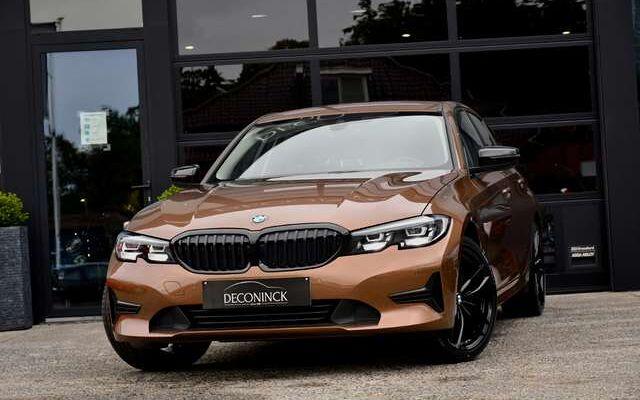 BMW 318 NEW MODEL - VISUAL COCKPIT - FULL LED - 20.400 KM