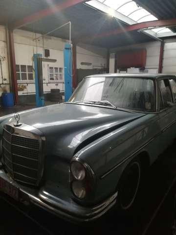 Mercedes n-a PROJECT/RESTORE/PIECES