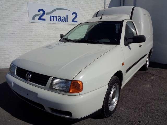 Volkswagen Caddy 1.9 TDi Lichte Vracht incl. 1JAAR garantie+Keuring