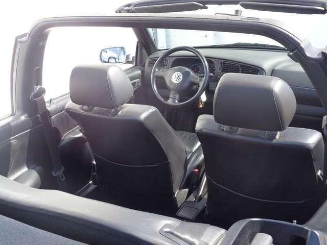 Volkswagen Golf Cabriolet 1.8i inclusief 2 JAAR garantie!