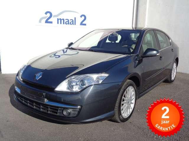 Renault Laguna 2.0 dCi Leder/Navi/Cruise/Airco 3JAAR garantie!