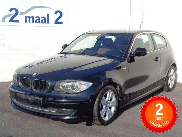 BMW 116 i LEDER/GPS inclusief 2 JAAR garantie!