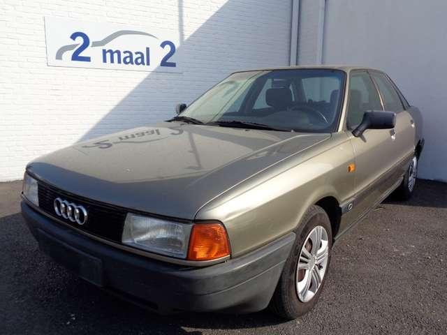 Audi 80 1.6 inclusief garantie!