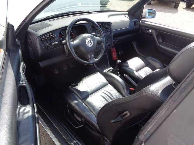 Volkswagen Golf Cabriolet 1.8i incl 2 JAAR garantie! BEL ONS!