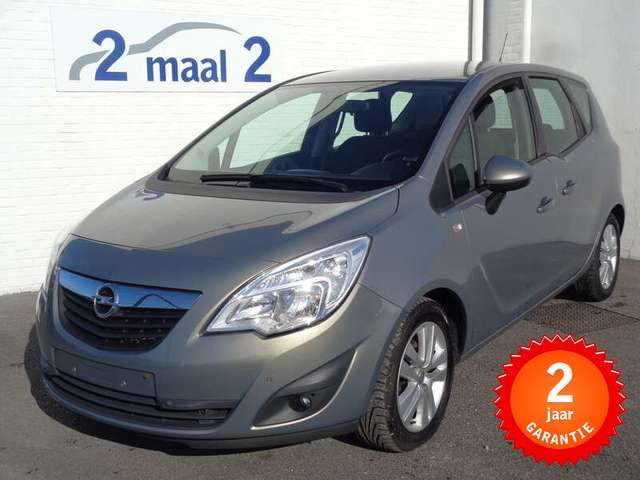 Opel Meriva 1.4 Turbo Airco/Cruise 2 JAAR garantie!