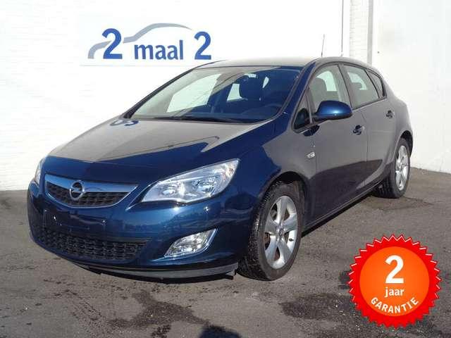 Opel Astra 1.4i Airco/Cruise inclusief 2 JAAR garantie!
