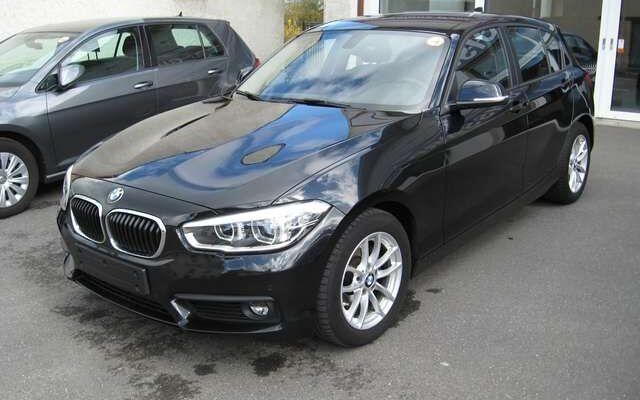 BMW 116 1  DIESEL  GPS VENDUE