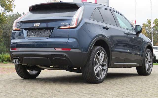 Cadillac XT4 Launch Editon | EERSTE VAN BELGIË!