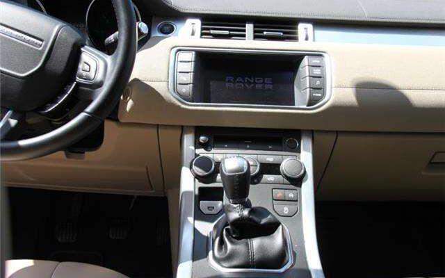 Land Rover Range Rover Evoque 2.2 TD4 4WD Pure Tech Edition