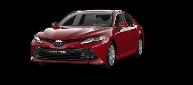 Toyota Camry Sedan 2.5L HSD CVT (DEMO)