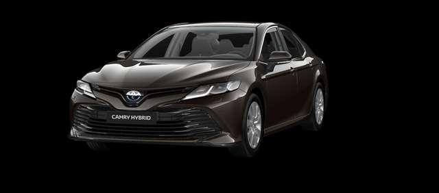 Toyota Camry Sedan 2.5L HSD CVT + Business Pack