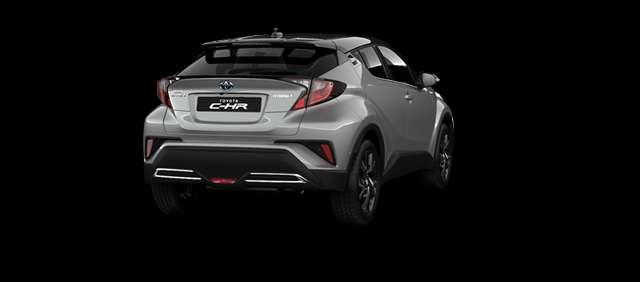 Toyota C-HR 5 deurs 2.0L HSD CVT C-LUB + Visibility Pack + Nav