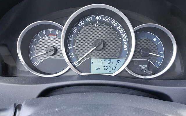 Toyota Auris 1.6L Automatique petrol Valvem