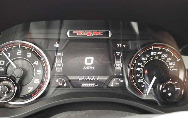 Dodge RAM 2021 TRX € 111000 6.2L V8 Supercharged SRT HEMI