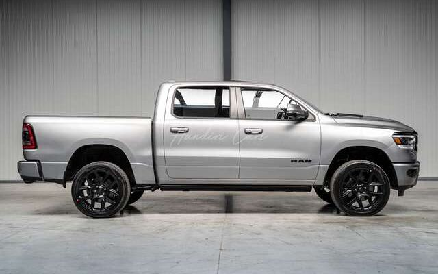 Dodge RAM 2021 Sport € 57600 +ADG Technology Group +ASH Nigh