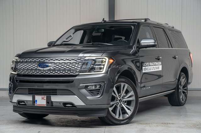 Ford Expedition NEW Platinum € 67300 Lichte vrachtwagen
