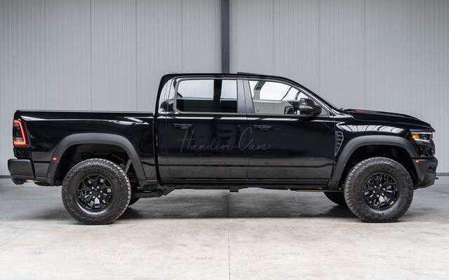 Dodge RAM 2021 TRX € 112000 6.2L V8 Supercharged SRT HEMI