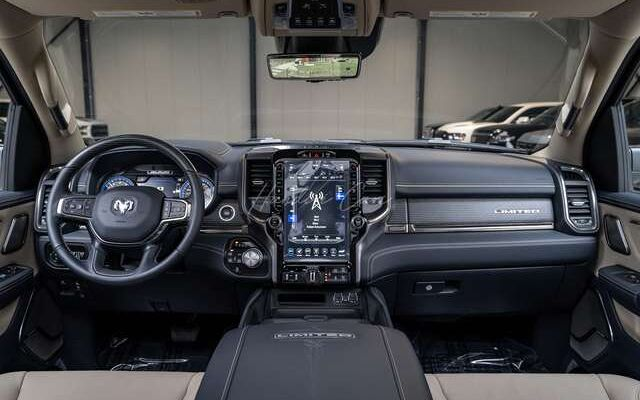 Dodge RAM 2021 Limited € 65700 +ADG Technology Group +XB9 Ra