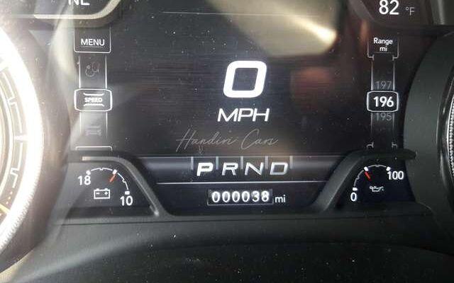 Dodge RAM 2021 TRX € 104000 6.2L V8 Supercharged SRT HEMI +W