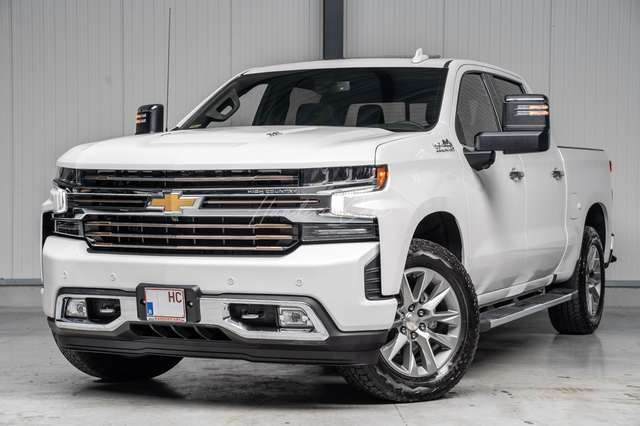 Chevrolet Silverado NEW High Country € 59900 +L87 6.2L EcoTec3 V8 +CF5