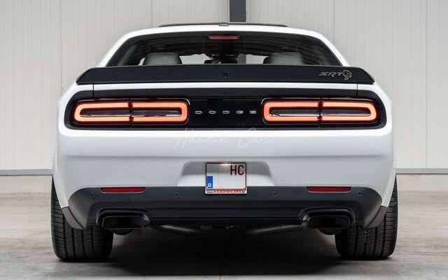 Dodge Challenger 2021 SRT Hellcat Redeye Widebody € 93700 +ADG Tech