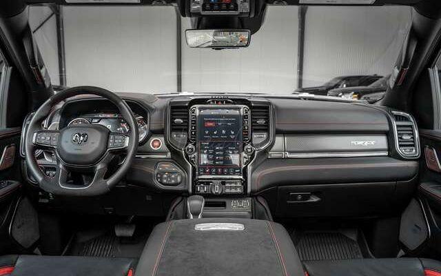 Dodge RAM 2021 TRX € 121000 6.2L V8 Supercharged SRT HEMI