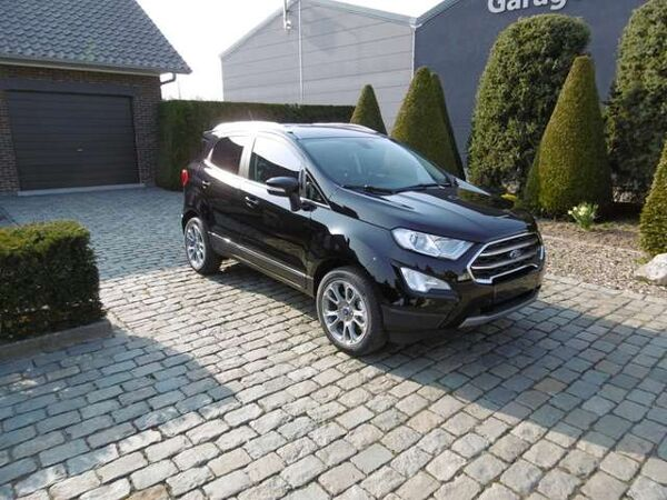 Ford EcoSport 1.0 EcoBoost FWD Titanium MET NAVIGATIE !!!!!