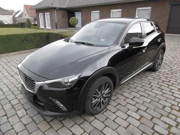 Mazda CX-3 2.0i SKYACTIV-G  VERKOCHT VERKOCHT VERKOCHT