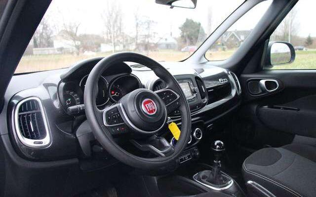 Fiat 500L 1.4i - UCONNECT - AIRCO - 1 J GARANTIE