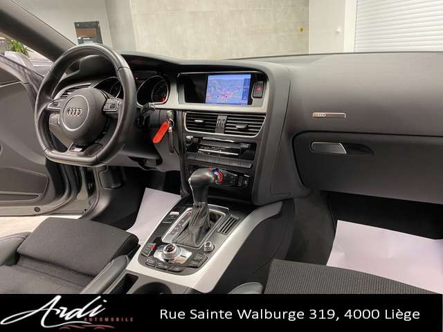 Audi A5 2.0 TDi S line **GARANTIE 12MOIS*GPS*CUIR*XENON**