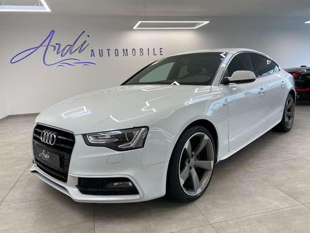 Audi A5 2.0 TDi S-LINE**GARANTIE 12 MOIS*CUIR*GPS*XENON**