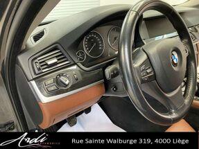 BMW 520 GARANTIE 12 MOIS*GPSCUIR*XENON*PACK M*TOIT OUVRANT