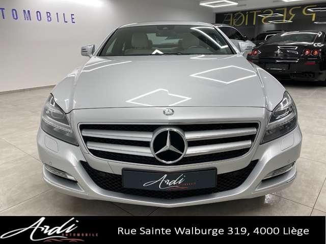 Mercedes CLS 250 CDI**GARANTIE 12 MOIS*XENON*GPS*XENON*AIRCO**