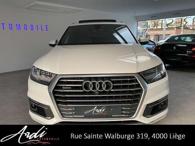 Audi Q7 3.0 TDi Quattro e-tron**TOIT OUVRANT*CAMERA AV+AR