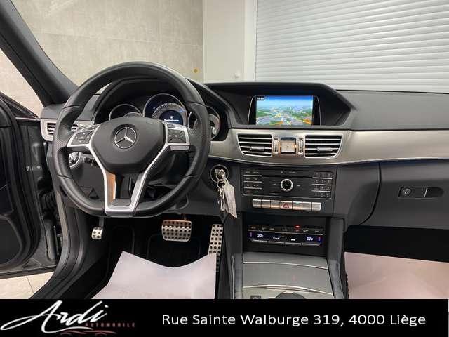 Mercedes E 200 **GARANTIE 12 MOIS*1er PROPRIETAIRE*CUIR*GPS***