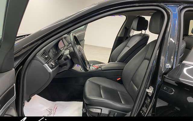 BMW 520 **GARANTIE 12 MOIS*CUIR*GPS*AIRCO**