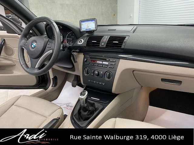 BMW 118 **GARANTIE 12 MOIS*GPS*CUIR*AIRCO*
