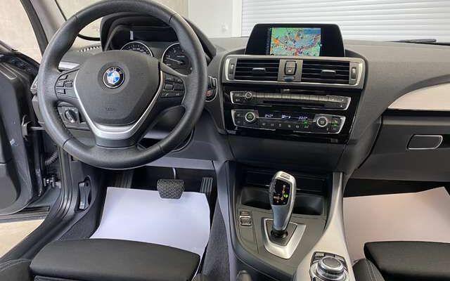 BMW 118 **GARANTIE 12 MOIS*GPS*XENON*AIRCO**